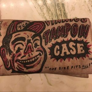 Uncle Vinnies tampon case